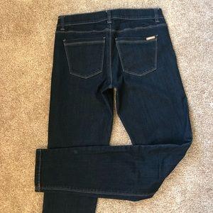 WHITE HOUSE BLACK MARKET Skinny Jeans, Sz 2 R